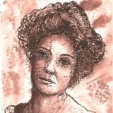 2011 Victorian Portrait and Nude Pen & Ink Prints